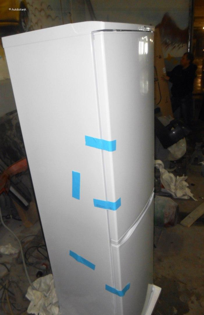 покраска холодильника покраска холодильников